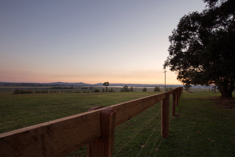 Go Con - Post and rail timber fencing, Maitland & Hunter Valley