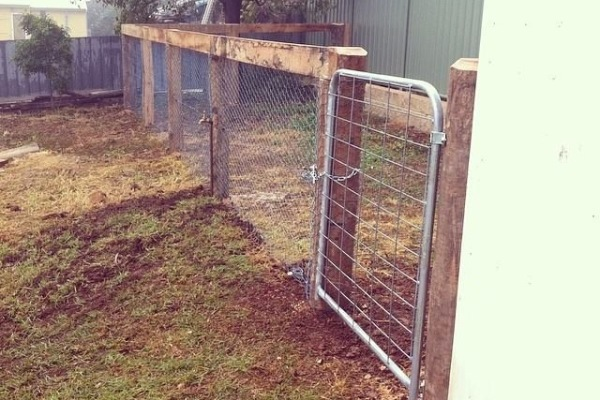Go Con Post And Rail Timber Fencing Maitland Amp Hunter